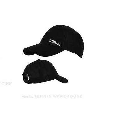 "Cappello WILSON ""SUMMER CAP"" black"