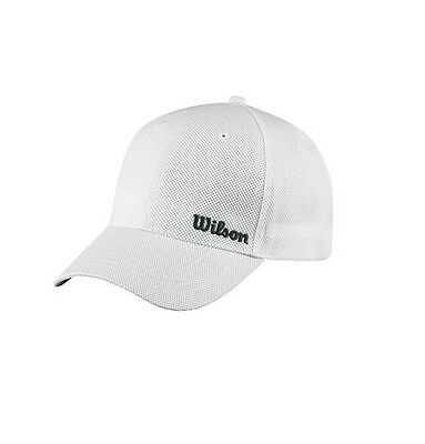 "Cappello WILSON ""SUMMER CAP"" white"