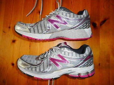 New Balance 860 V2 Running Shoes Ladies Size Us 8.5 Good Condition
