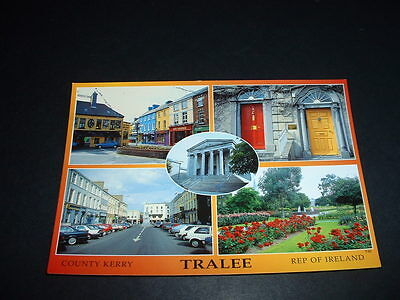 IRELAND  POSTCARD TRALEE Co KERRY