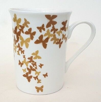 DATA Mug Fine Bone China Gold And Silver Dust Design FREE Shipping