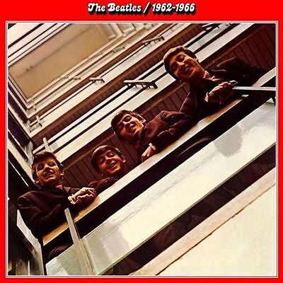 THE BEATLES 1962 - 1966 (Red) 2 x 180gm Vinyl LP NEW & SEALED