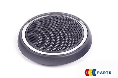 Mini New R55 R56 R57 R58 R59 Interior Cover For Bass Loudspeaker Chrome 2753333