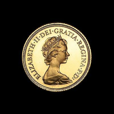 1979 Gold Proof Sovereign