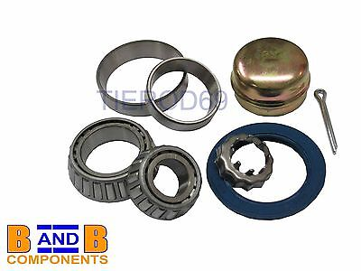 Febi Vw Golf Mk1 Mk2 Mk3 Gti Rear Wheel Bearing Kit C29