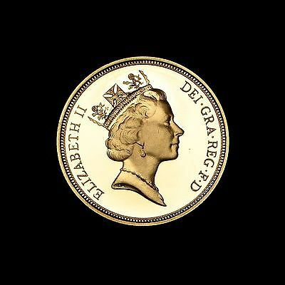 1995 Gold Proof Sovereign