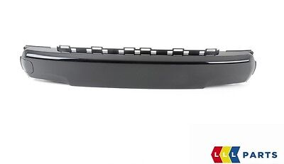 Mini New Genuine F55 F56 F57 Front Bumper Cover Accent Black 7337791
