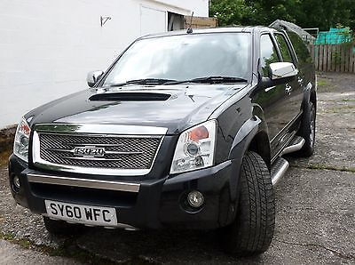 Isuzu Rodeo 3.0 Td Denver Max Le 4Wd Double Cab Rear Canopy  2010