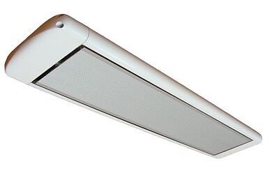 Far Infrared Heater / Heating Panel 500W/800W/1000W/1500W Wall or Ceiling Mount.