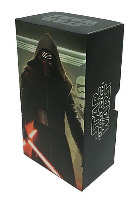 2017 Topps STAR WARS: THE FORCE AWAKENS Widevision 3D Complete Set with 1 Auto