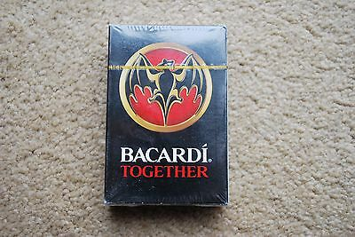 Bacardi Playing Cards New Vintage Deck