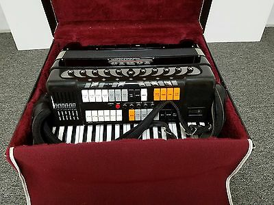 Vintage Accorgan Iorio Model 77 Full Size 41/120 Piano Accordion