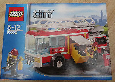 Lego City Fire Engine 60002 - Brand new, unopened