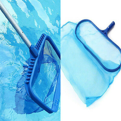 Mesh Cleaning Net Swimming Pool Surface Leaf Skimmer Nets Tub Pond Sweeping Tool