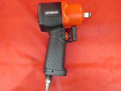 "Central Pneumatic EarthQuake EQ12CM 1/2"" Composite Air Impact Wrench"