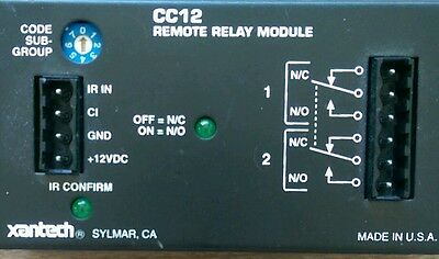Remote Relay Switch Xantech