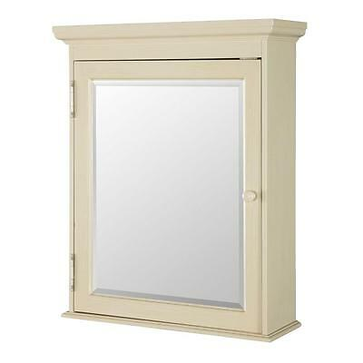 Home Decorators Medicine Cabinet Antique White 23 5/8 x 29  x 8 Surface Mount