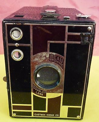 Appareil photo BEAU BROWNIE Doublet Lens Eastman Kodak Co