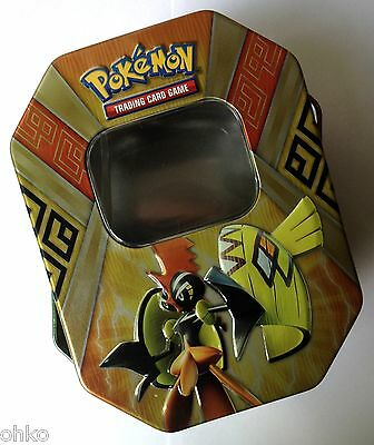 Pokemon - Empty! Tapu Koko Summer 2017 Island Guardians Tin - Brand New & Empty!