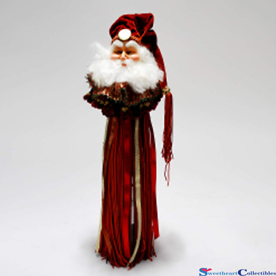 Katherine's Collection Padre Tempo Pazzo Wine Bottle Tassel 2012 Christmas