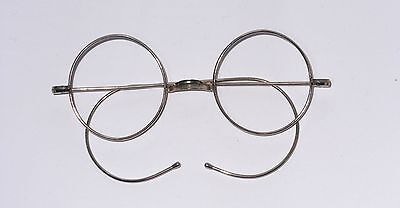 "Vintage ""Round-Eye"" spectacle frames"