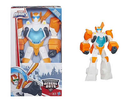 PLAYSKOOL TRANSFORMERS RESCUE BOTS  Blades 27 cm FIGURE HASBRO A8307 ORGINAL