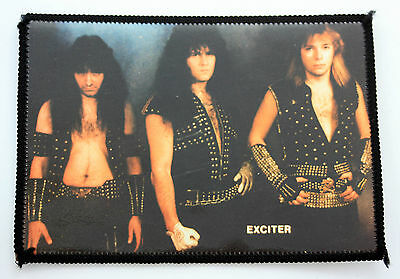 EXCITER 'Group' Vintage Photo Patch