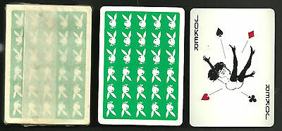 Strong $$! RARE Playboy, London playing cards....Opened but unused.