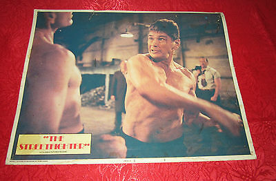 Charles Bronson Hard Times 1975 (The Streetfighter) Movie Lobby Card Vintage