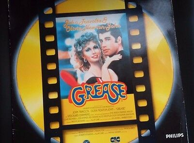 Grease - Laser Disc
