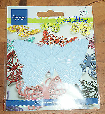 Marianne Creatables LR0115 BUTTERFLY THREE cutting die