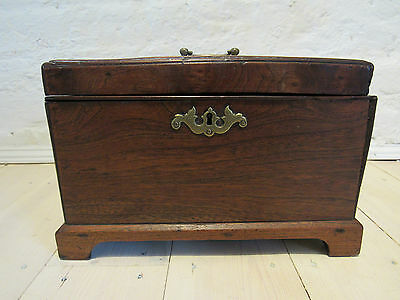 Antique  Box Tea Caddy?  18Th Century?