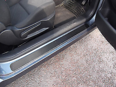Rubber Car Door Sill Protectors for 2dr/4dr vehicles