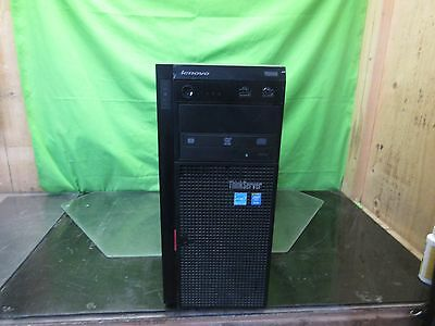 Lenovo ThinkServer TD340 - 1x Intel Xeon E5-2420 v2 6-Core w/ HT @ 2.2GHz, 8GB ~