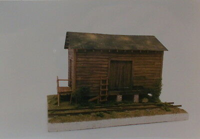 "O On3 On30 CRAFTSMAN YORKE ORIGINAL "" RAILWAY STOREHOUSE  "" KIT-NEW"