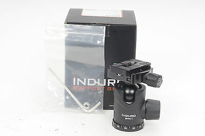 Induro BHM1 Ball Head 479-031 With Quick Release Plate                      #033
