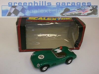 Greenhills Scalextric Aston Martin DBR 1/300 C289 – Boxed – 18382
