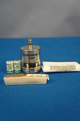 Renishaw HAAS OMP40 Legacy Machine Tool Probe Fully Tested with 90 Day Warranty