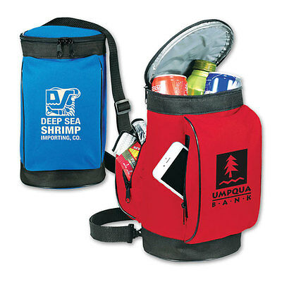 EAGLE GOLF BAG SOFT COOLERS - 40 quantity - Custom Printed with Your Logo