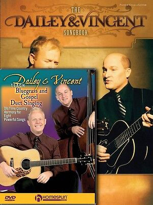 Dailey and Vincent Pack Includes Dailey and Vincent Songbook 000642135