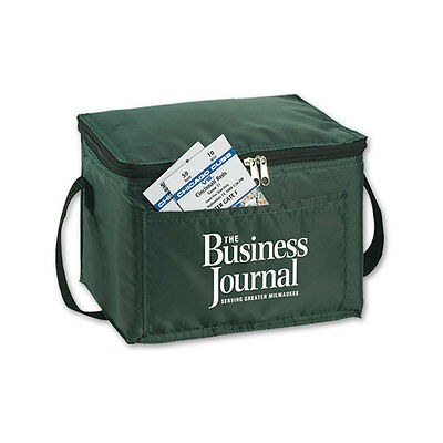 VALUE LINE 6 PACK SOFT COOLERS - 75 quantity - Custom Printed with Your Logo