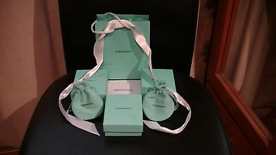 8 Piece Tiffany & Co Boxes