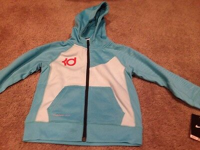 Nike Kevin Durant Hoody Sweatshirt. Thermafit. Youth 5. Brand New
