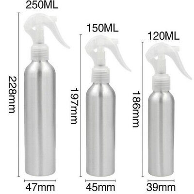 1 Pc 30ml-250ml Aluminum Bottle Portable Can Add Bottle of Mouse Spray Bottle