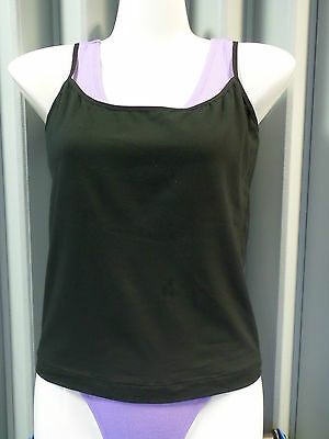 New Dance singlet T Shirts cheer leading yoga ballet various colours and sizes