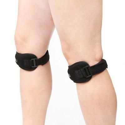 1Pair for Sports Hiking Volleyball Patella Knee Support Band Strap Pain Relief J