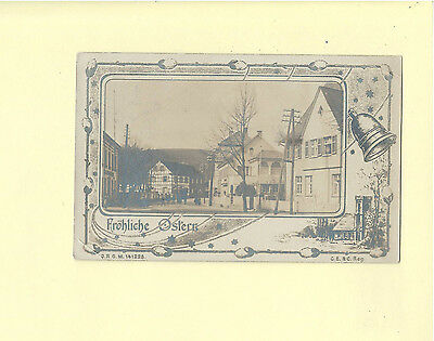 RPPC Koln or Coln Germany area 1914 real photo postcard Photo by Kurt Schneider