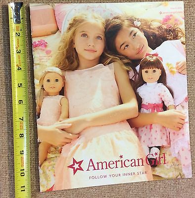 American Girl Doll March 2015 Meet GOTY Grace Thomas Collector's Catalog 72 pgs