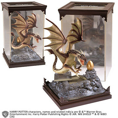 Harry Potter Magical Creatures - Hungarian Horntail : Noble Collection - New