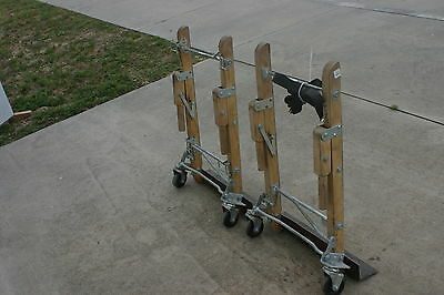 Roll-OrKar Dolly Trucks for Pianos and Appliances Other Heavy Construction
